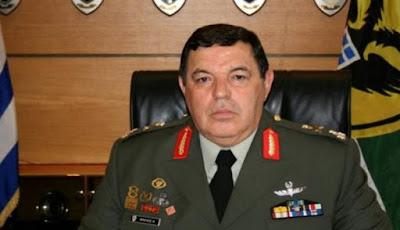 «Ρουκέτες» του Στρατηγού Φραγκούλη Φράγκου: «Πολιτικοί νάνοι εκχώρησαν την Μακεδονία μας»