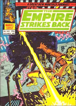 The Empire Strikes Back Monthly #140
