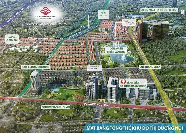 khái quát về Khu đô thị Dương Nội
