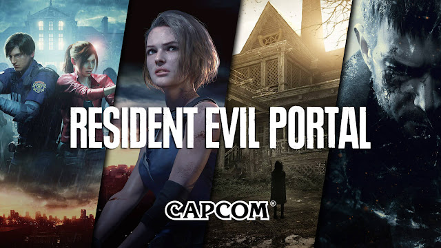 capcom resident evil online portal 2021 re village release date leak survival horror game