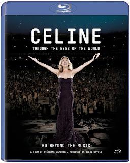 Celine Dion: Through the Eyes of the World [BD25] *Subtitulada
