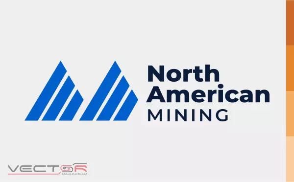 North American Mining Logo - Download Vector File AI (Adobe Illustrator)