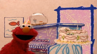 Elmo's World Birthdays song