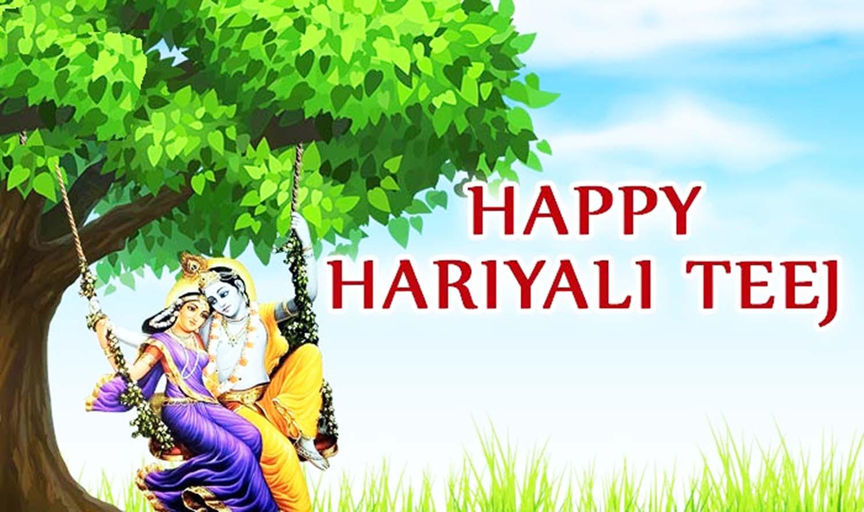 hariyali teej images download