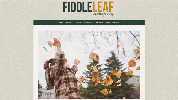 Fiddle Leaf Photography. Edmonton Photographer