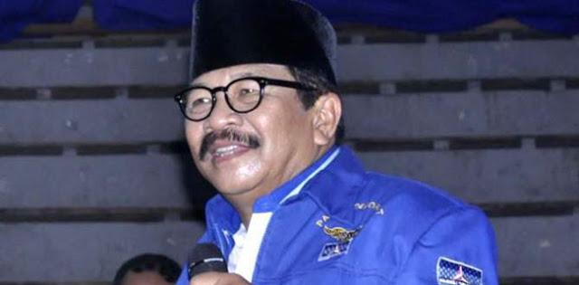 Jadi Komisaris Utama PT Semen Indonesia, Soekarwo Mundur Dari Demokrat