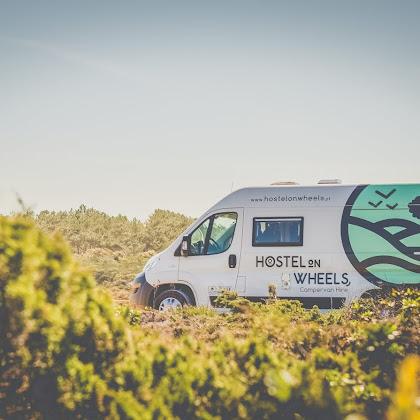 Hostel on Wheels - Um país sobre rodas.