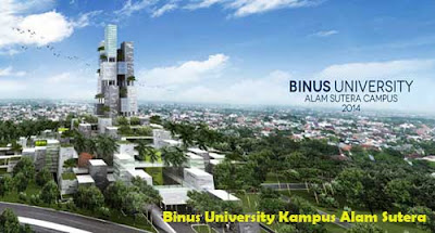 Binus University Kampus Alam Sutera