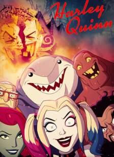 Harley Quinn – 1ª Temporada Torrent – 2019 Dublado (WEB-DL) 720p, 1080p e 2160p – Download