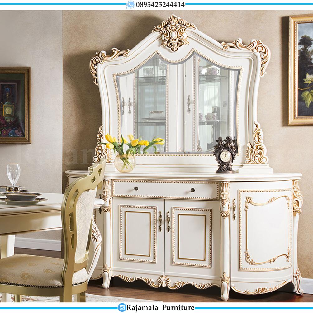 Desain Meja Konsul Mewah Jepara Interior Living Room Inspiring RM-0236