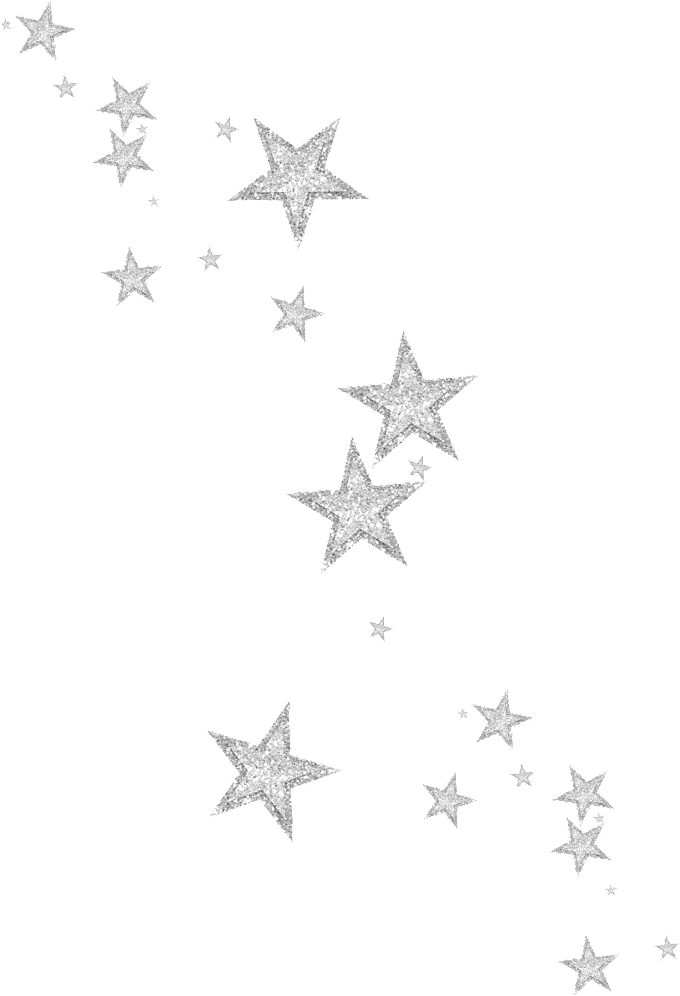 Silver stars, White, Creative Christmas, stars, holidays, symmetry png free download free png