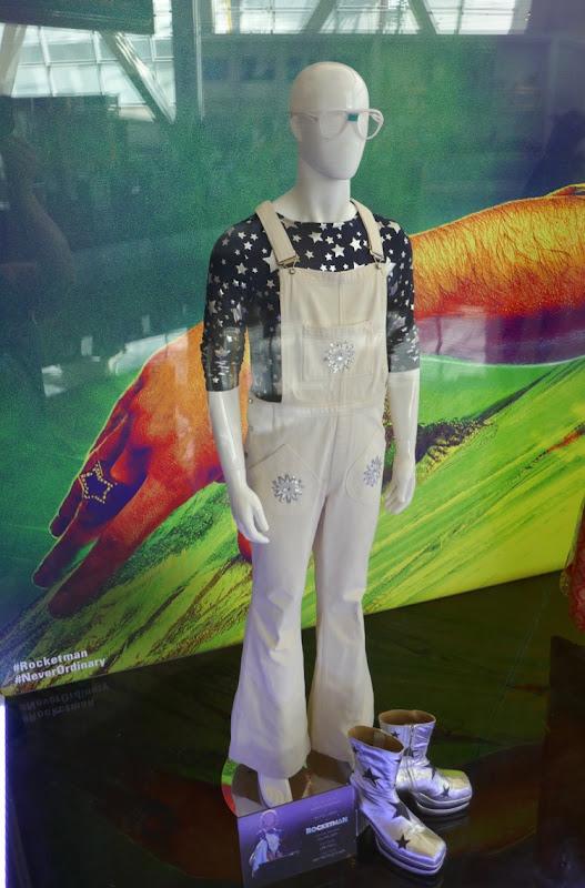 Taron Egerton Rocketman Elton John film costume