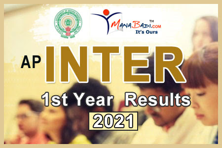 AP Inter 1st year Results 2021