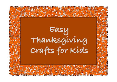 Easy Thanksgiving Craft ideas for busy Girl Scout leaders