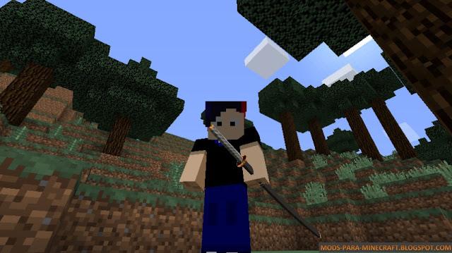 Imagen 1 - SlashBlade Mod para Minecraft 1.9