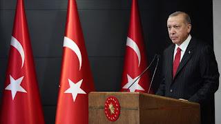 أردوغان: الفيروس ليس قويا كفاية التغلب على تركيا