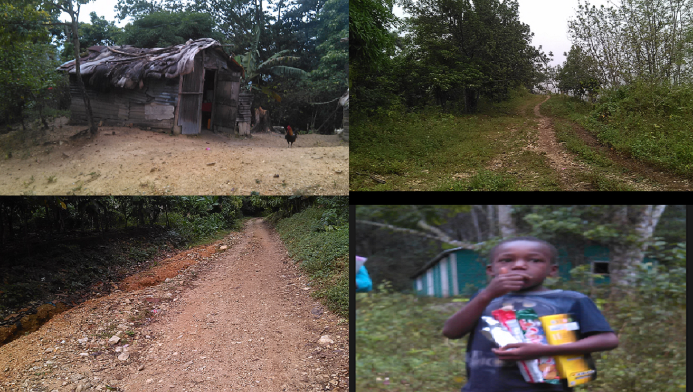 Comunidades apartadas en zona costera de Barahona, están en la más espantosa miseria y el abandono.