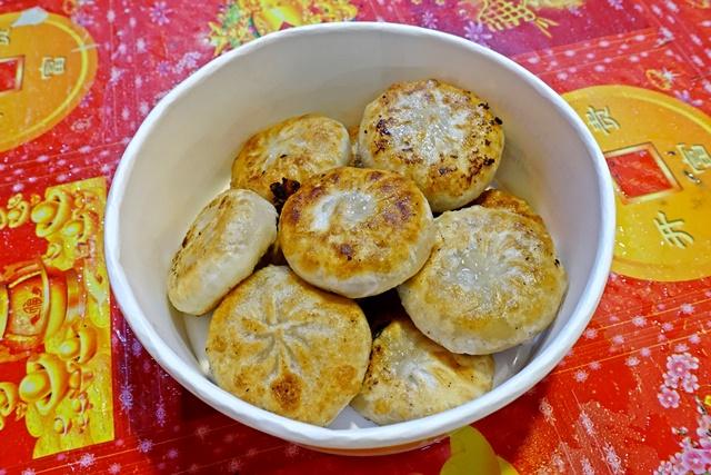 錦發師日式蔬食~手工蔬菜餡餅