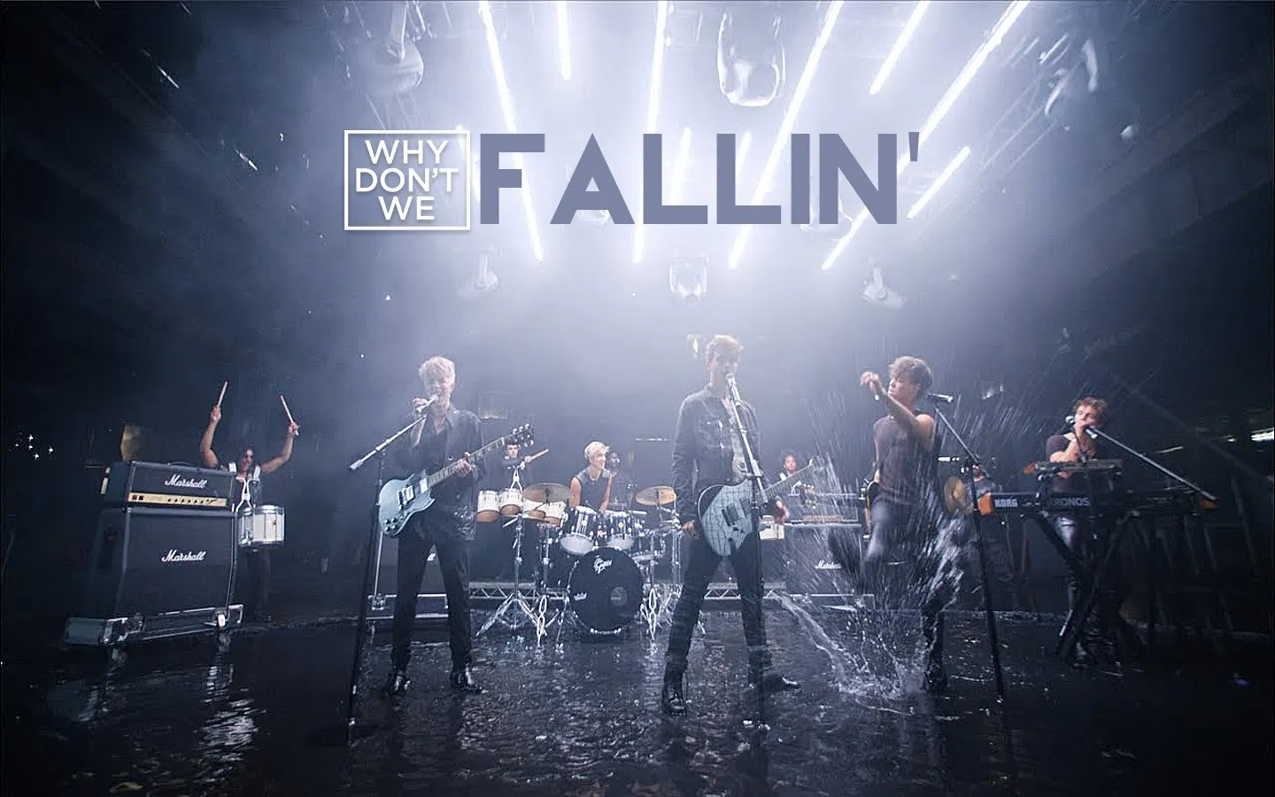 Fallin' - Why Don't We Band