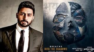 abhishek bachchan shares amazon prime video series 'breath into the shadow'