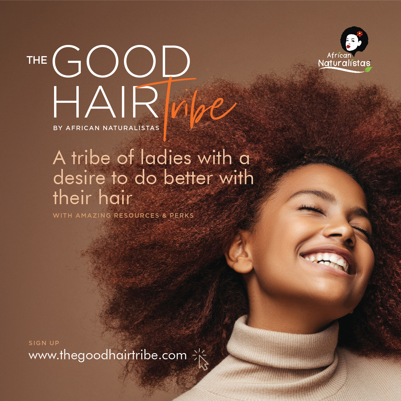 Join The Good Hair Tribe