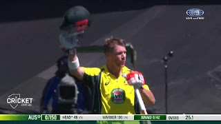 David Warner 179 vs Pakistan Highlights