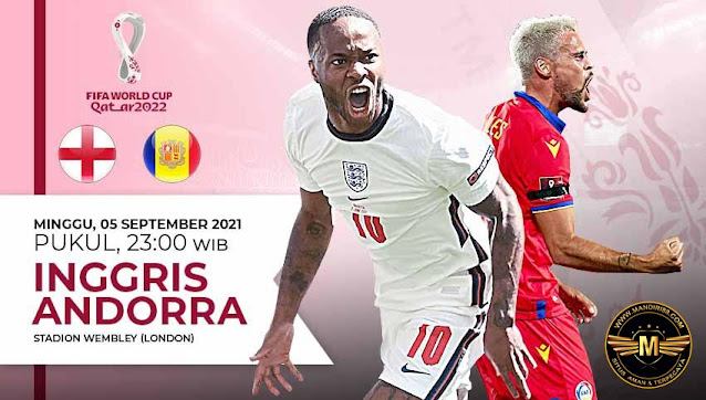 Prediksi Inggris Vs Andorra