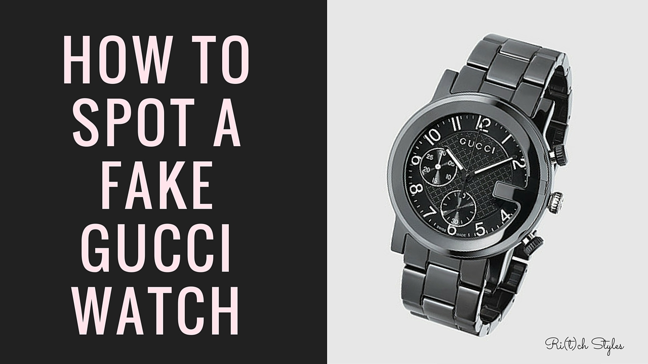 164593f85 It s All About The Gucci  Spotting A Fake!