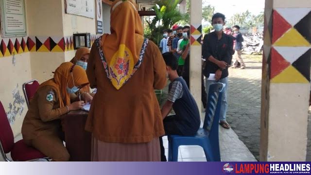 Ketua DPC PKB Tanggamus, Apresiasi Langkah Pemkab Atas Fasilitas Tes Swab Para Santri Kembali Ke Ponpes