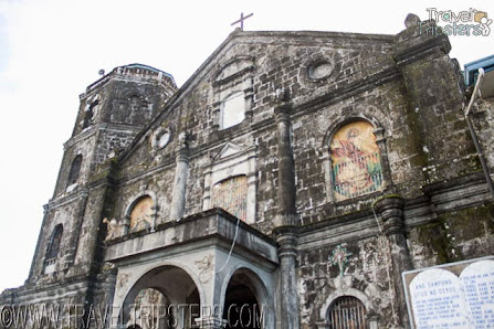 transfiguration of our lord parish church cavinti laguna