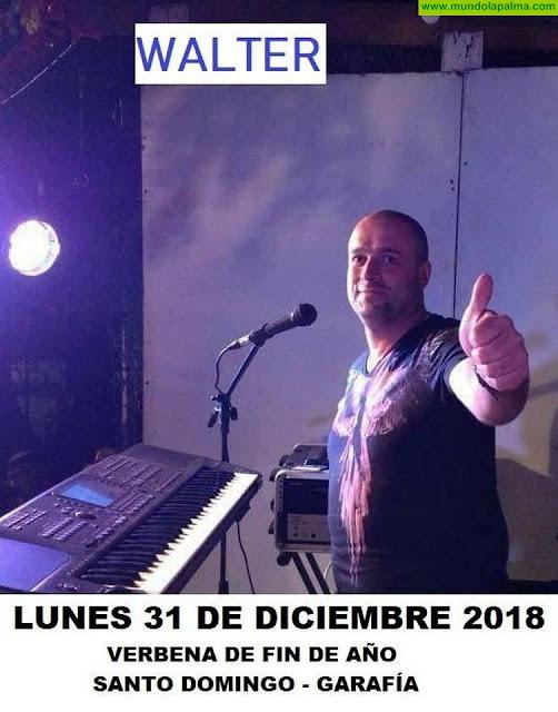 Villa de Garafía fiesta Fin de Año 2018