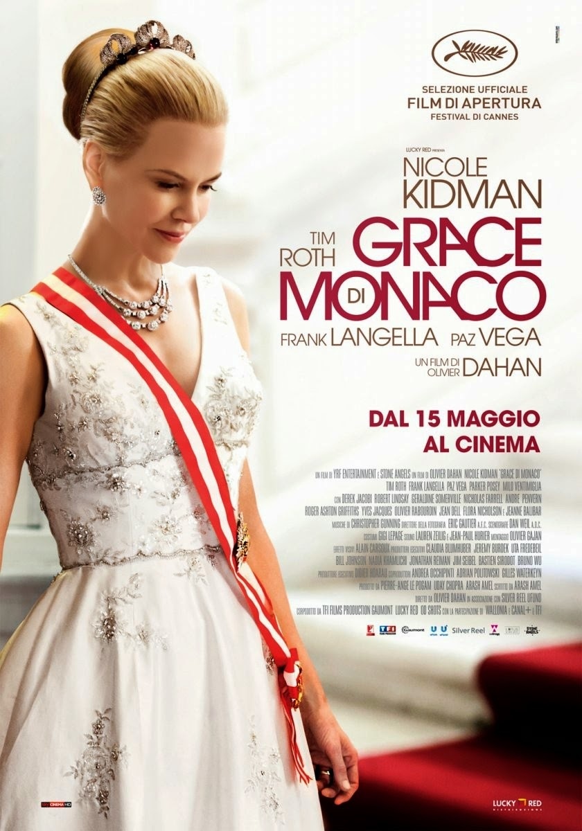 Reseña de Grace of Monaco