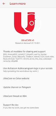 GCAM 7.3 UltraCVM