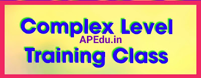 Complex Level Training Class
