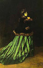 Monet-Camille-Green-Dress