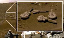 Gitarren auf dem Mars?
