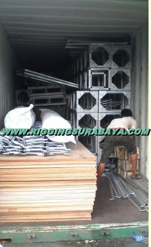 lantai flooring panggung stage rigging