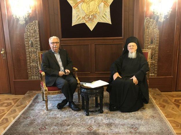 Οικουμενικό Πατριαρχείο: Θα μελετήσουμε τη συμφωνία Κράτους – Εκκλησίας και θα αποφανθούμε