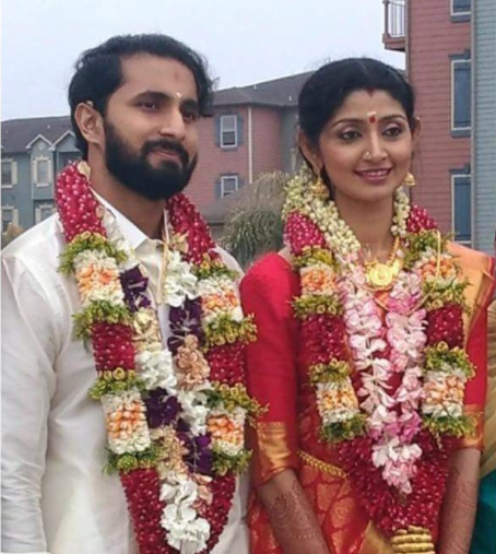 Actress Divya Unni's Second Marriage with Arun Kumar -Photos