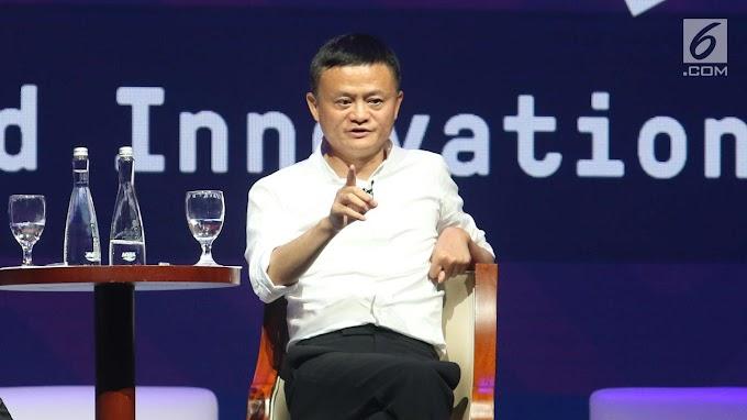 Pengasas Alibaba Jack Ma kehilangan gelaran orang terkaya di China