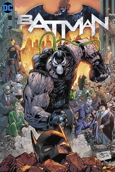 Uno de los mejores cómics del Caballero Oscuro y Bane
