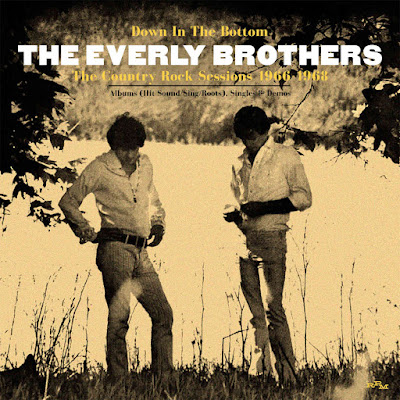 The Everly Brothers - The Country Rock Sessions 1966 - 1968
