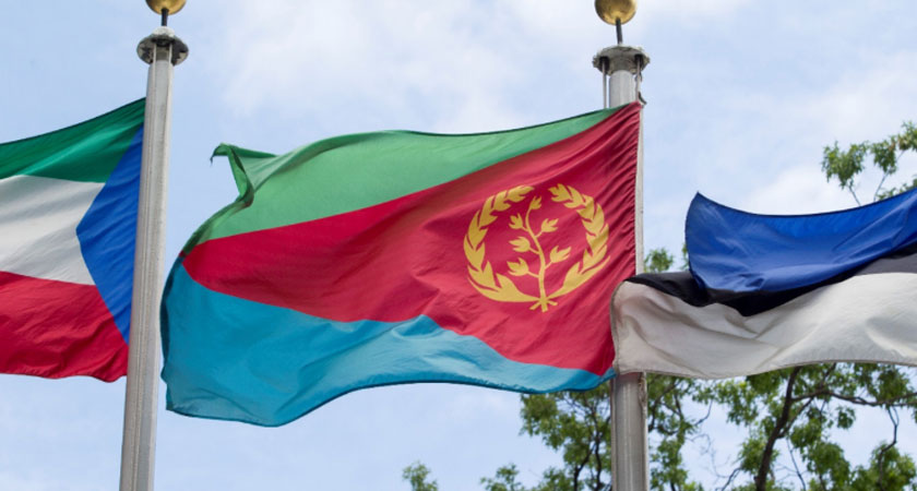 <Eritrea pledges to address human rights challenges
