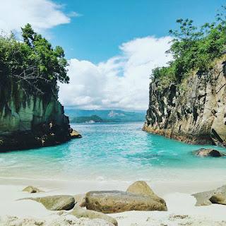 Pantai Patokan Jiko Destinasi Wisata Wajib Sulawesi Utara