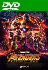 Los Vengadores 3: Infinity War (2018) DVDRip Latino AC3 5.1