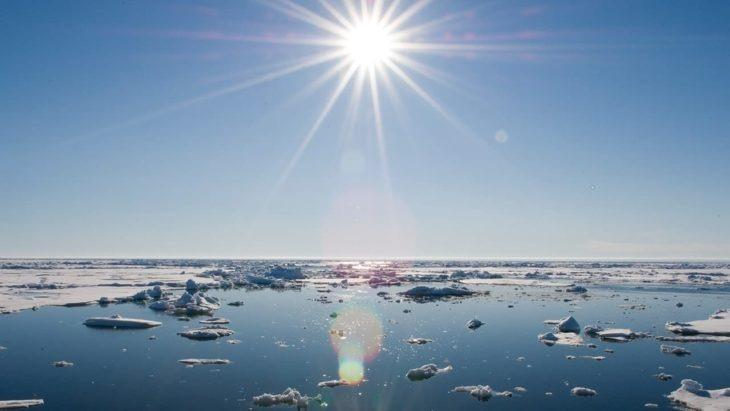 Las temperaturas globales alcanzarán un nivel no visto en 50 millones de años