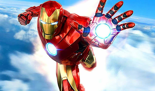 iron man 2020 video game release date
