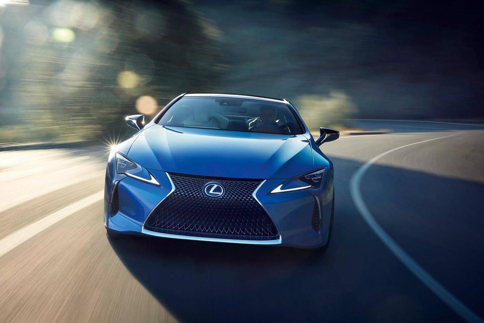 牛棚熱身中!Lexus敞篷LC可能還要2年才現身 LC F研議中   SanjiNoir 黑侍樂讀 