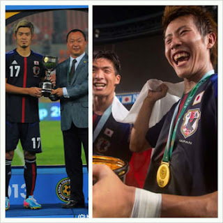 東アジアカップ最終戦