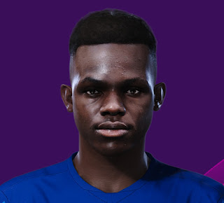 PES 2020 Faces Rabbi Matondo by Dominic